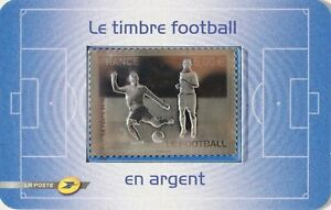 FRANCE-2010-TIMBRE-FOOTBALL-EN-ARGENT-NEUF-SOUS-BLISTER-FACIALE-5