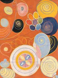 MODERN-HILMA-AF-KLINT-ABSTRACT-PAINTING-ART-PRINT-POSTER-PICTURE-HP420