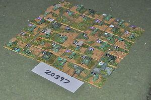 6mm Ww2 / Russian - Groupe de Bataille World War 2 Inf (20397)