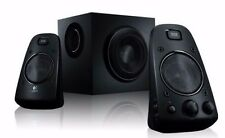 Logitech Z623 200W Powerful 2.1 Speaker System w/Subwoofer THX-Certified