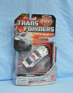 Transformers Universe PROWL Deluxe Sealed CHUG Classics 2007