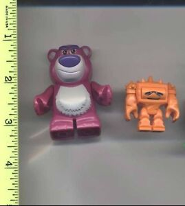 Lego Toy Story Magenta Bear Lotso Minifig Complete NEW