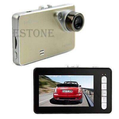 New  Full HD 1080P Car DVR Camera Video Vehicle  Recorder Dash Cam G-sensor