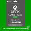 Xbox-Live-1-Month-Gold-amp-Game-Pass-Ultimate-2-x-14-Day-Pass-INSTANT-DELIVERY thumbnail 1