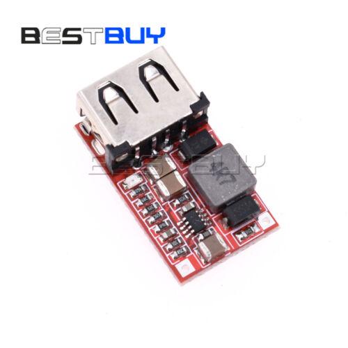USB Charger Module 6-24V 12V//24V to 5V 3A CAR DC-DC Buck Step Down Converter BBC