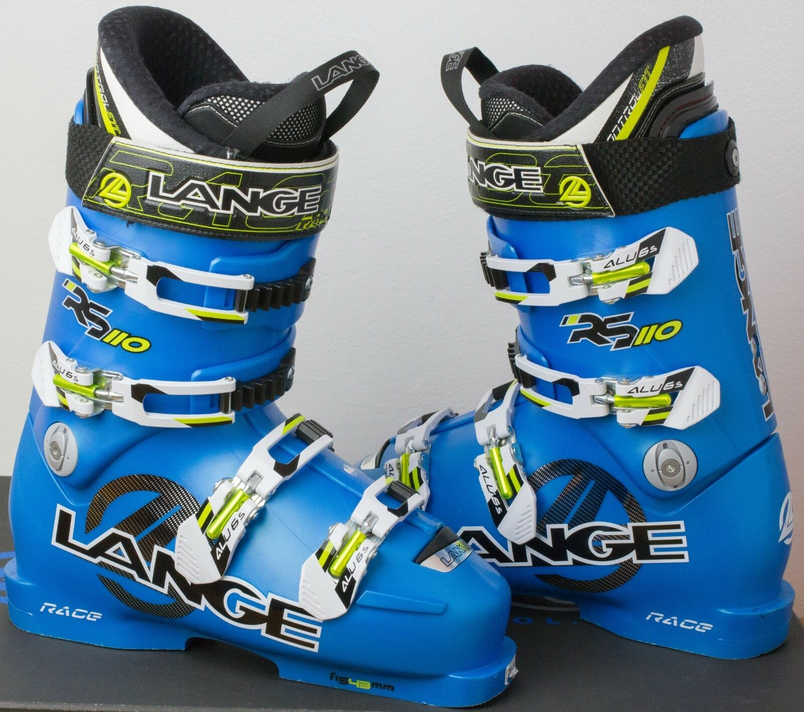 Lange RS 110 Mens  Ski Boots 29.5  incentive promotionals