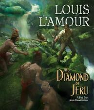Diamond of Jeru by Louis L'Amour (2015, CD, Unabridged) Free Shipping!