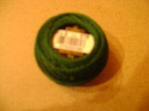 1-boule-de-coton-perle-DMC-grosseur-N-8-coloris-319-article-116