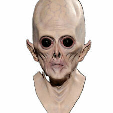 Alien E.T. Alienware Mask Halloween Cosplay masquerade Cartoon Latex headgear