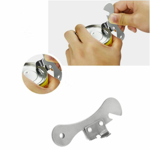 Tinplate Beer Kitchen Stainless Steel Multi-functional Can Opener Bottle