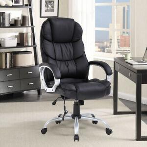Home Office Chair Massage Desk Chair Ergonomic Computer Lumbar Support High Bk Ebay