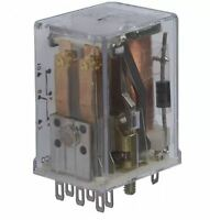 Te Connectivity/p&b R10-e2z6-v90 Relay 12vdc 90ohm 2a 6pdt, Us Authorized