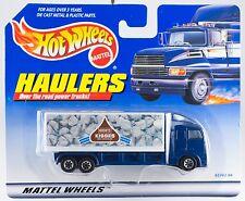 Hot Wheels Haulers Hershey's Kisses Truck New On Card 1998