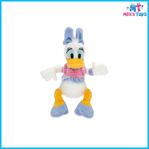 Miraculous Disney Daisy Duck 9 Mini Bean Bag Plush Doll Toy Brand New 412631039289 Ebay Squirreltailoven Fun Painted Chair Ideas Images Squirreltailovenorg