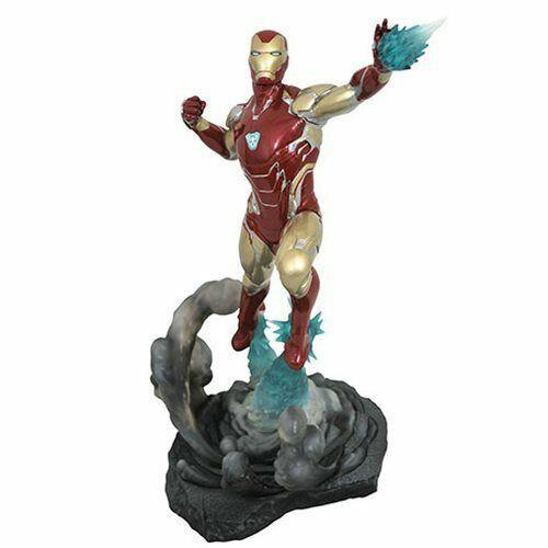 Diamond Select nuovo  Avengers Infinity War Iron uomo Statue  Marvel Gtuttiery 2019