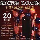 Karaoke: Scottish Sing Along Album by Karaoke (CD, Mar-2010, Scotdisc)