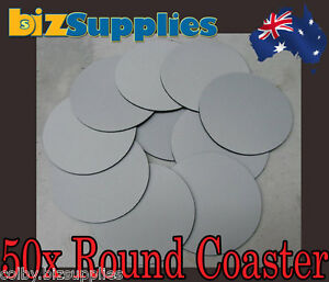 50x-Blank-Round-Coaster-for-Dye-Sublimation-Heat-Transfer-Printing
