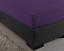Indexbild 74 - Spannbettlaken Spannbetttuch 100% Baumwolle Jersey 135 gr Steg-Höhe 15-30 cm