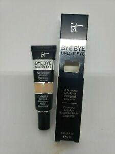 It Cosmetics-Lot 2-Bye Bye Under Eye WP Concealer - Medium