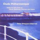 Peter Sheppard Skaerved - Etude Philham. Music by Hakim Matthews