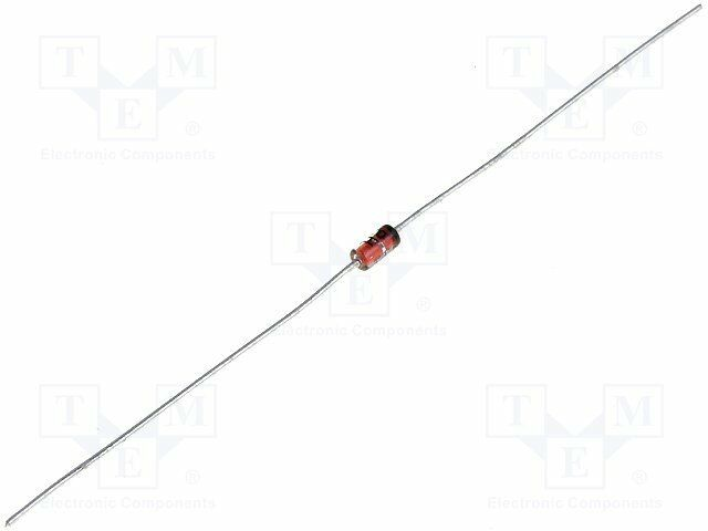 DO35 Type Package 1//2W 14V NTE Electronics NTE5023A Zener Diode 5/% Tolerance