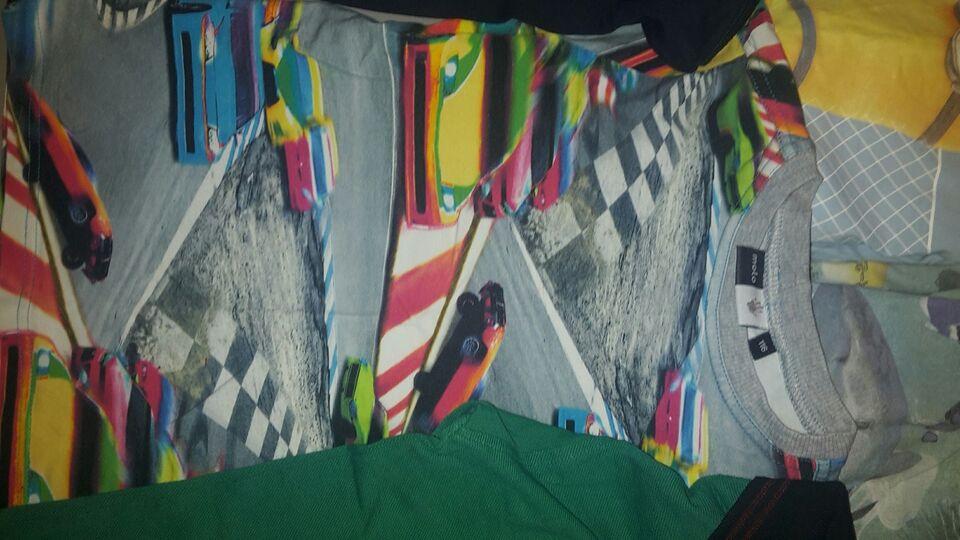 Blandet tøj, Bluser, t-shirts
