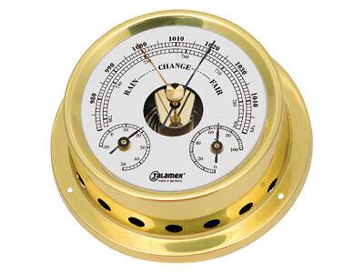 Zubehör Talamex 125 Messing Barometer Thermometer Hygrometer Schiff Marine Wetterstation Festsetzung Der Preise Nach ProduktqualitäT