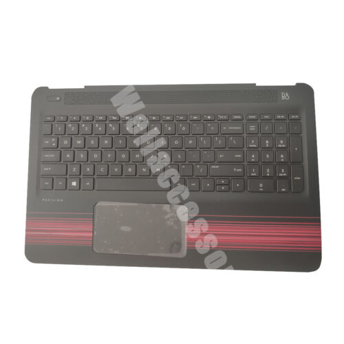 New HP Pavilion 15AU 15-AU Palmrest Keyboard /& Touchpad Backlit 856029-001