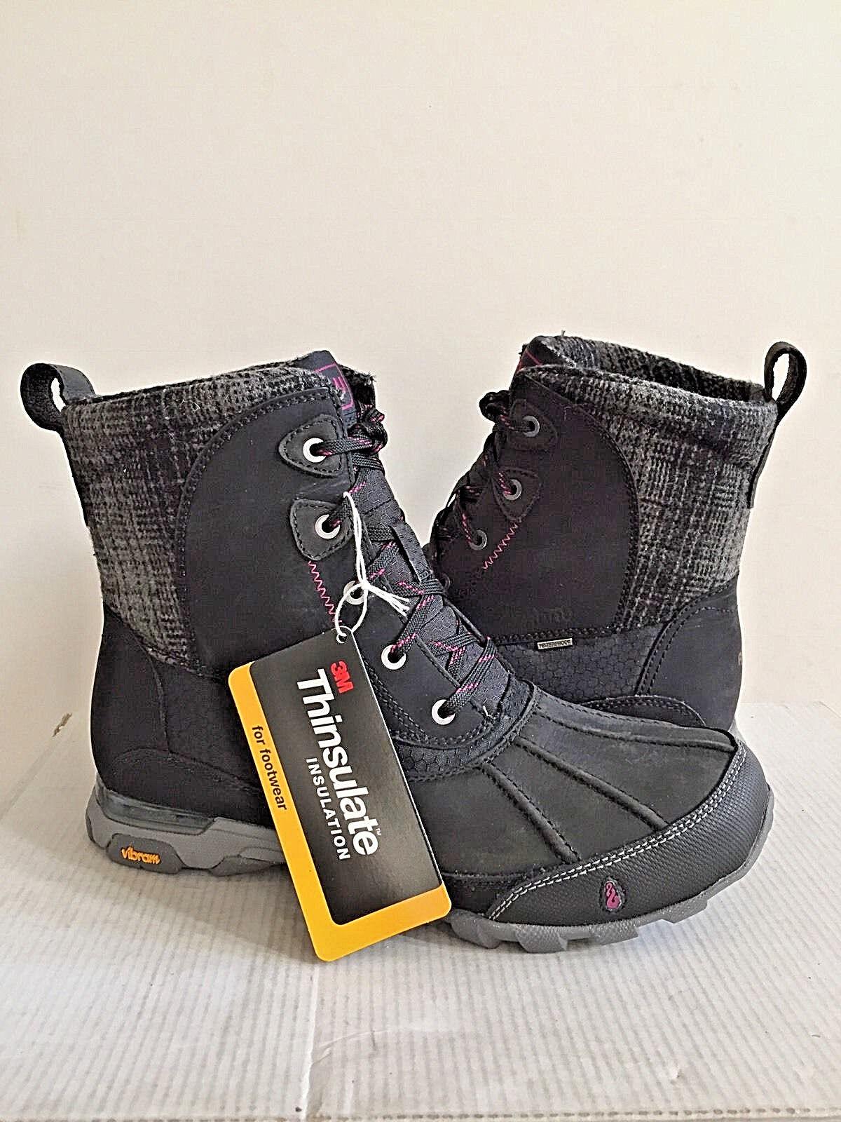 ANU  DONNE SUGAR PEAK nero INSULATA WP HING scarpe US 8   EU 39   UK 6 NUOVO  buona qualità