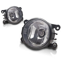 2005-2007 Ford Ranger Stx Replacements Fog Lights Front Driving Lamps - Clear