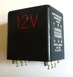 Transformateur-d-039-alimentation-HT-034-LMT-034-pour-radio-militaire-a-vibreur-NOS