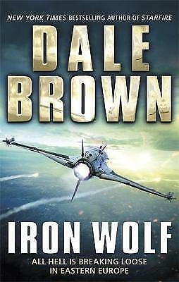 1 of 1 - Iron Wolf, Brown, Dale, New condition, Book