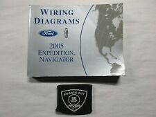 2005 Lincoln Navigator Electrical Wiring Diagram Manual 5 4l V8 Ebay