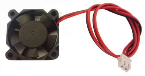 25mm 30mm 40mm 50mm 60mm RepRap 3D Printer 24v Cooling Fan Extruder Fan