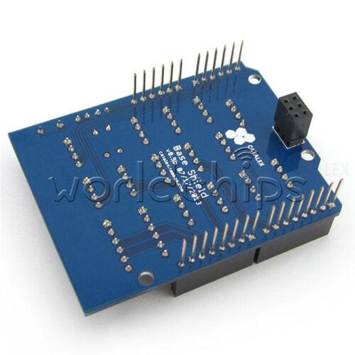 Prototype Sensor Shield Sensor Expansion Board Robots Shield for arduino UNO R3