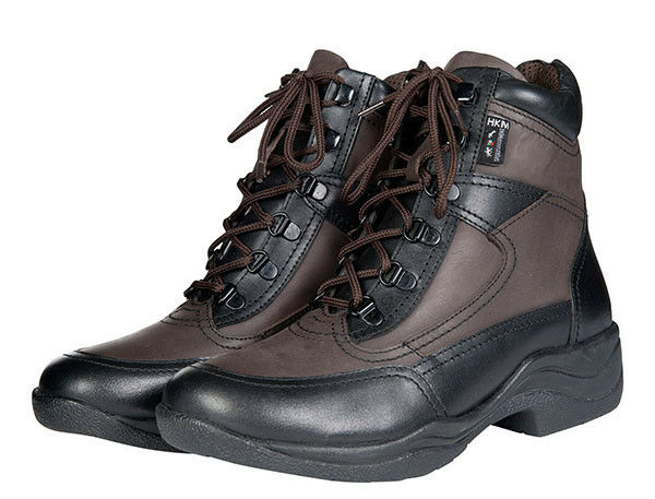 HKM Stable chaussures Milo Hiking chaussures démarrage Strong Water Resistant SWAT _ Equestrian