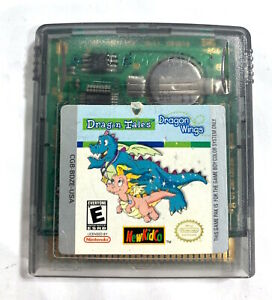 Dragon-Tales-Dragon-Wings-NINTENDO-GAMEBOY-COLOR-GAME-Tested-WORKING