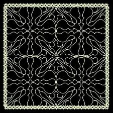 QUILTING BACKGROUNDS #2 - 30 MACHINE EMBROIDERY DESIGNS (AZEB)