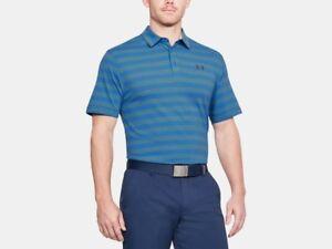 Under-Armour-CC-Scramble-Stripe-Polo-Shirt-Mediterranean-Blue-Large-1306127-437