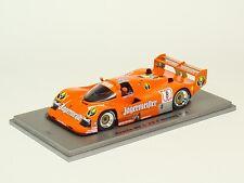 Porsche 962 C Supercup Norisring 1988 #8 Brun Jägermeister Schäfer Spark 1:43 LE