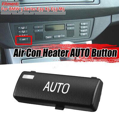 "BMW E39 X5 E53 AC AIR CON VENTILATION TEMP CLIMATE CONTROL PANEL /""REAR DEFROST/"""