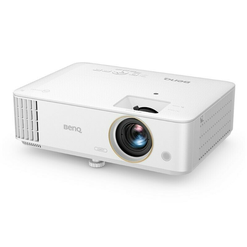 BenQ TH685 1080p Gaming Projector - 4K HDR Support - 120hz Refresh Rate - 3500lm. Available Now for 599.99