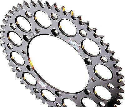 Renthal 154U-520-49GRSI Ultralight Silver 49 Tooth Rear Sprocket