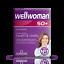 thumbnail 1 - Vitabiotics Wellwoman 50+ Plus Advanced Vitamin Mineral Supplement 30 Tablets