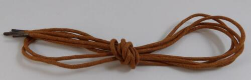 New unisex round waxed cotton oxford dress canvas sneaker shoe Laces!