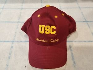 aadd6fbc45071b coupon code for image is loading vintage usc trojans items unlimited  snapback deadstock cap 9c330 f1eba