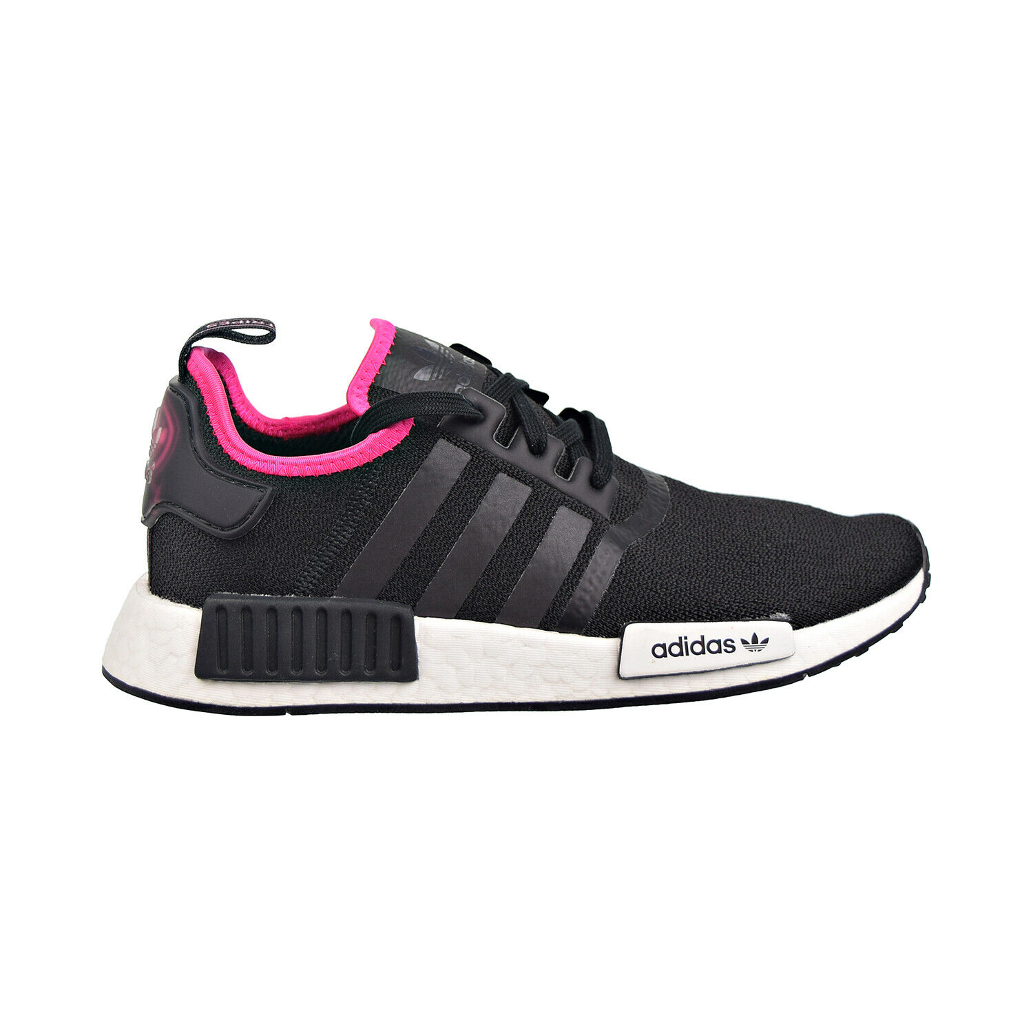 Adidas NMD_R1 Men's shoes Core Black Shock Pink DB3586