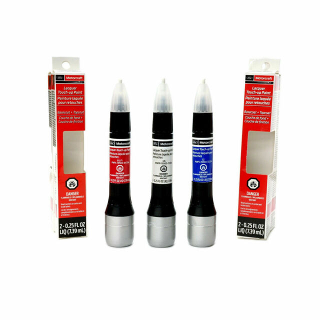 New Oem Motorcraft Pmpc195007145a Ford Touch Up Paint Tungsten Gray Code T8 Nip