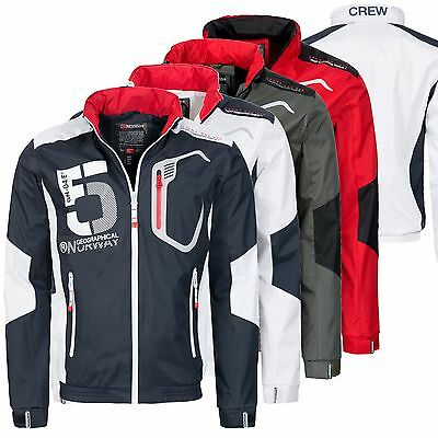 Geographical Norway CALIFE Übergangsjacke Sommerjacke Regenjacke Windbreaker