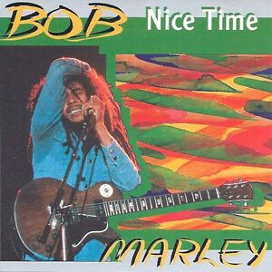 Bob-Marley-amp-The-Wailers-Nice-Time-1994-CD-Compilation-Import